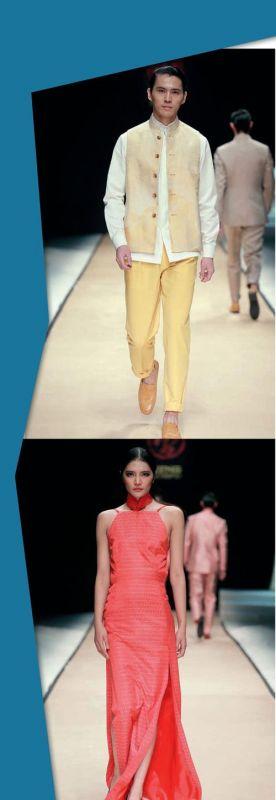 曾凤飞 用传统风格展现现代时尚