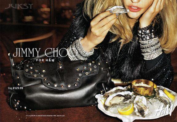 Jimmy Choo for  H&M 穿出您的绅士