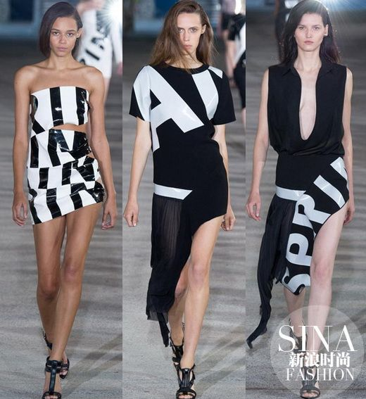 巴黎时装周看点:用料越少越有大味道